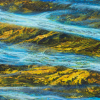 September Exhibit: Marc Fink, encaustic paintings and copper plate etchings