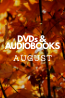 What's New in August: DVDs & Audiobooks