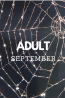 What's New in September: Adult Collections