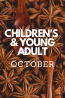 What's New in October: Children's & Young Adult
