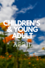 What's New in April: Juvenile & Young Adult