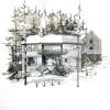 July Exhibit: Roc Caivano Art & Architecture
