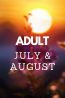 What's New in July & August: Adult Collections