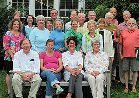 Board of Directors at Northeast Harbor Library