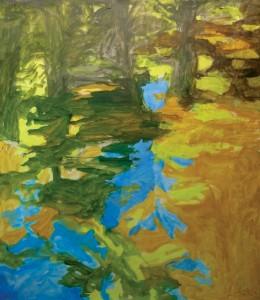 Lurvey Brook sketch
